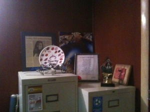 Keep your filing cabinets free of paper?